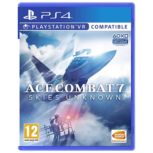 Ace Combat 7 Skies Unknown PlayStation 4 PS4 Simulation Game