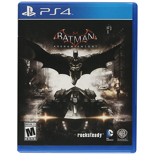 Batman Arkham Knight PlayStation 4 PS4 Action Adventure Game