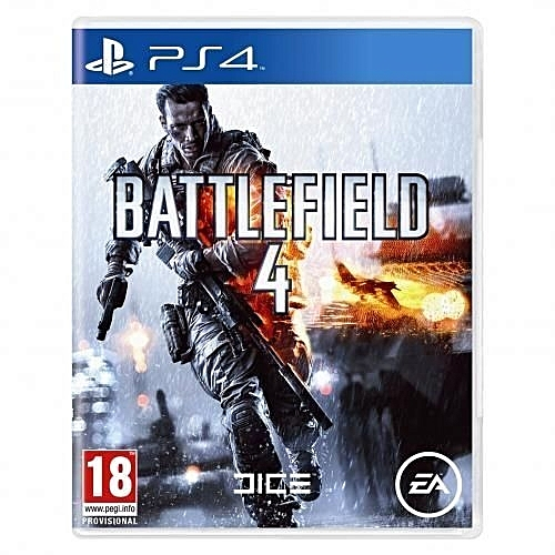 Battlefield 4 PlayStation 4 PS4 Game