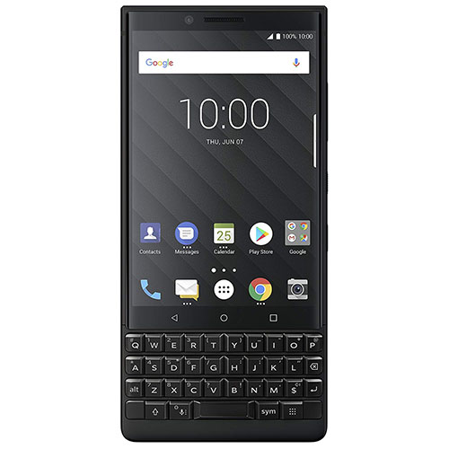 "BlackBerry KEY2 64GB Black 6GB 12MP+12MP 4.5"" 3500mAh 4G"