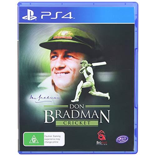 Don Bradman Cricket PlayStation 4 PS4 Game | Mascom