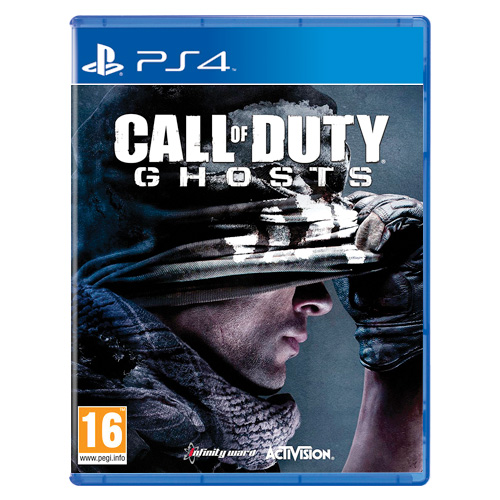 Call of Duty Ghost PlayStation 4 PS4 Game