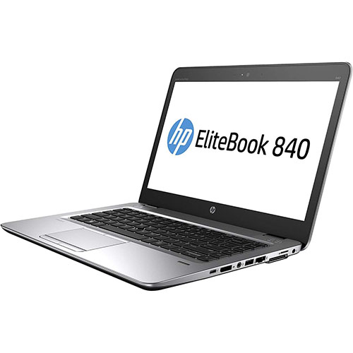 "HP EliteBook 840 G1 14"" Touch Screen i7 4th Gen 2.6GHz 500GB 4GB W10 Pro"