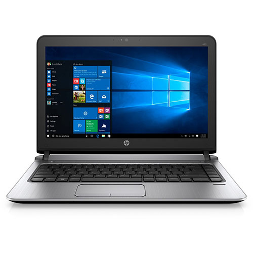 "HP ProBook 430 G3 i7 6th Gen 2.6GHz 500GB 4GB 13.3"" W10 Pro"