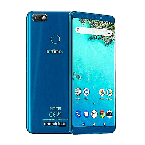 "Infinix Note 5 32GB 3GB 16MP 6.0"" 4500mAh 4G Dual SIM"