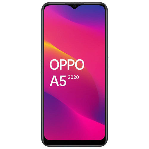 "Oppo A5 2020 Mirror Black 128GB 4GB 12MP 6.5"" 5000mAh 4G Dual SIM"
