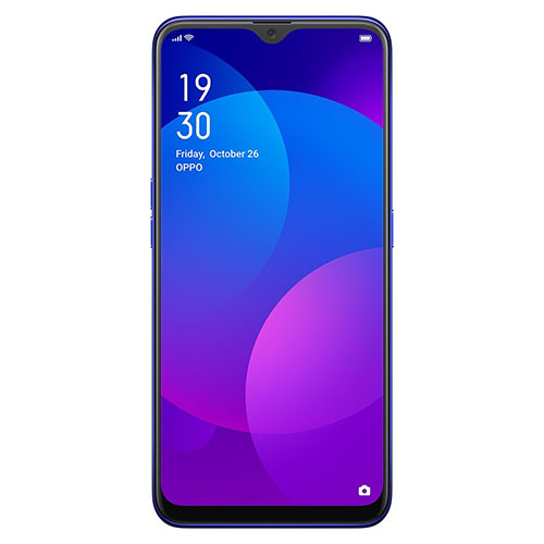 "Oppo F11 Flourite Purple 64GB 6GB 48MP 6.53"" 4020mAh 4G Dual SIM"