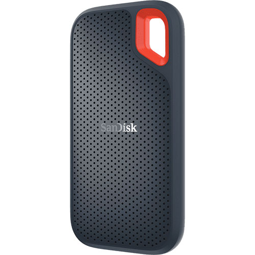 SanDisk Extreme Portable SSD 500GB Solid State Drive