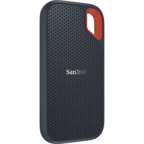 SanDisk Extreme Portable SSD 1TB Solid State Drive