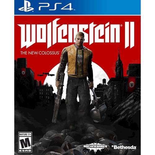 Wolfenstein II PlayStation 4 PS4 Game