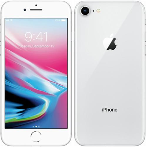 "iPhone 8 64GB Silver 3GB 12MP 4.7"" 1821mAh 4G"