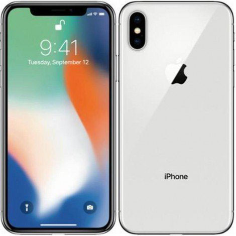 "Apple Iphone X 64GB Space Gray 3GB 5.8"" 12MP 2716mAh 4G"