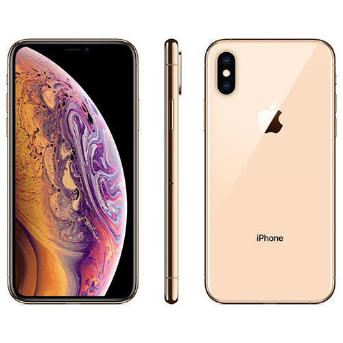 "Apple Iphone XS 256GB Gold 4GB 5.8"" 12MP 2658mAh 4G"